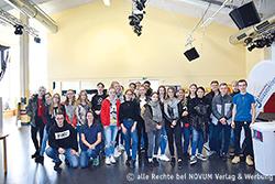 U-18-Wahl im Jugendtreff Gleis 3